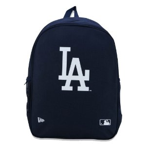 MOCHILA MÉDIA NEW ERA MLB LOS ANGELES DODGERS AZUL
