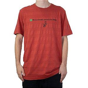 Camiseta 4:20 Life Pure Romance Vermelho