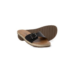 Chinelo Goofy Sun Black