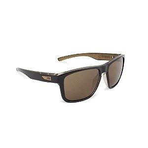 Óculos HB H-Bomb Black Gold/Brown
