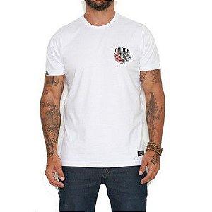 Camiseta Okdok Black Panther Branco