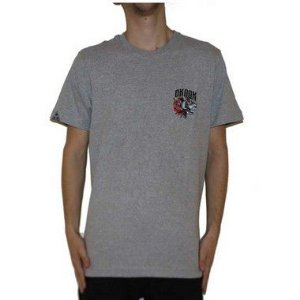 Camiseta Okdok Black Panther Cinza