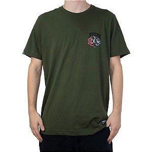 Camiseta Okdok Black Panther Verde