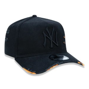 Boné New Era 940 MLB New York Yankees Black