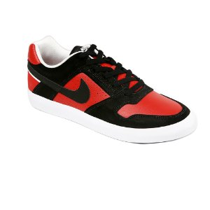 Tênis Nike SB Delta Force Vulc Black/Red