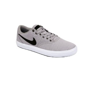 Tênis Nike SB Check Solarsoft Canvas Prm Gray