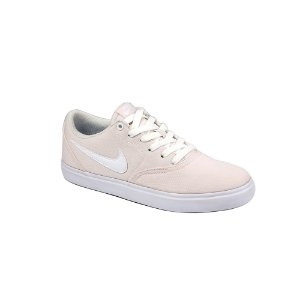 Tênis Nike SB Check Solarsoft Canvas Pink
