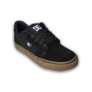 Tênis DC Anvil LA Black/Gum
