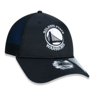 Boné New Era 940 NBA Golden State Warriors Azul