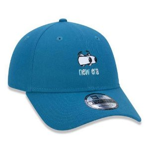 Boné New Era 920 Funny Eyes Branded Azul