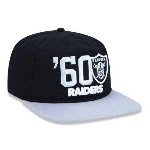 Boné New Era 950 NFL Oakland Raiders Original Fit Azul