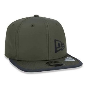 Boné New Era 950 Original Fit Utilitary Reflective Branded Verde