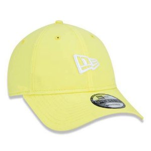 Boné New Era 940 Colors Rainbow Branded Amarelo