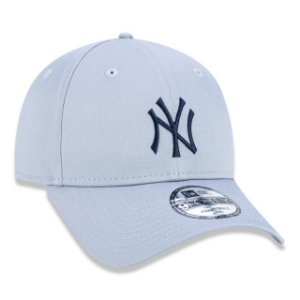 Boné New Era 920 MLB New York Yankees Ajustable Snapback Cinza