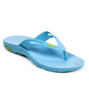 Chinelo Oakley Rest 2.0 Comet Blue