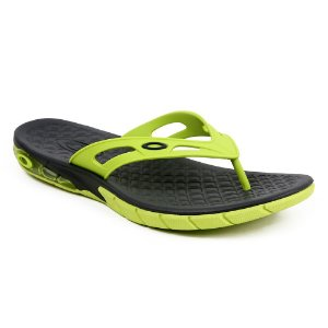Chinelo Oakley Killer Point Wild Lime