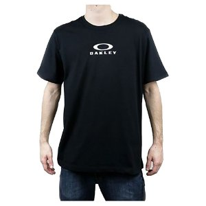 Camiseta Oakley Bark New Blackout