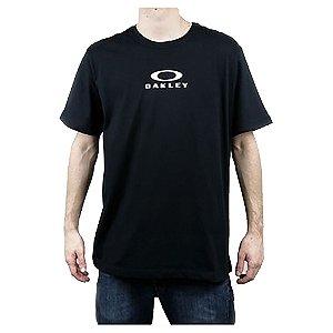 Camiseta Oakley Bark New Blackout