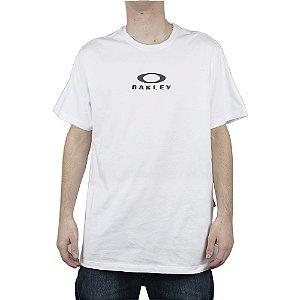 Camiseta Oakley Bark New White