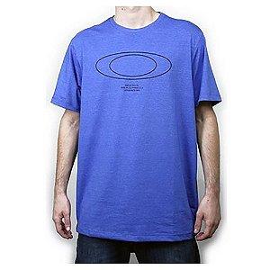 Camiseta Oakley Blur Storm Heather Ozone