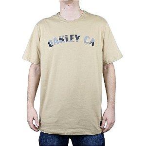 Camiseta Oakley O-Classic Camo SS Almond