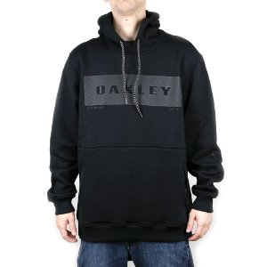 Moletom Oakley Canguru Fechado Tractor Hoodie Blackout