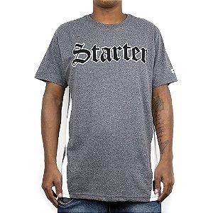 Camiseta Starter Diagonal Grafite