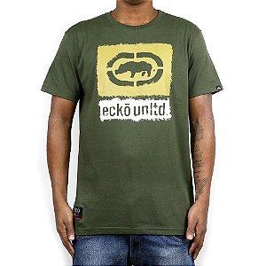 Camiseta Ecko Básica E893 Verde