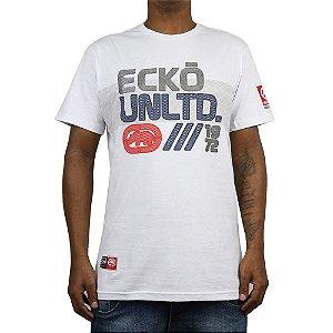Camiseta Ecko Básica E940 Branco