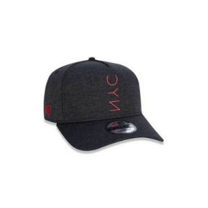 Boné New Era 940 Branded New York City Ajustable Snapback Preto