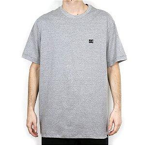 Camiseta DC Especial Basic Star Cinza