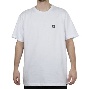 Camiseta DC Básica Supertransfer Branco