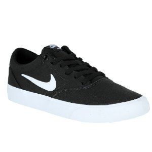 Tênis Nike SB Charge Solarsoft Black/ White