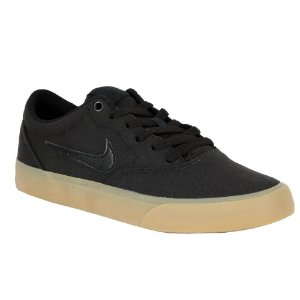 Tênis Nike SB Charge Solarsoft Textile Black