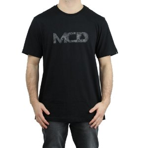 Camiseta MCD Regular Opium Preto