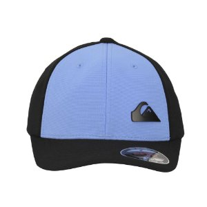 Boné Quiksilver Flex Plate Black JUVENIL Blue