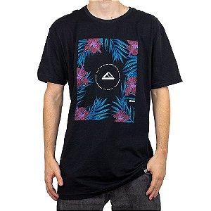 Camiseta Reef Planet Preto
