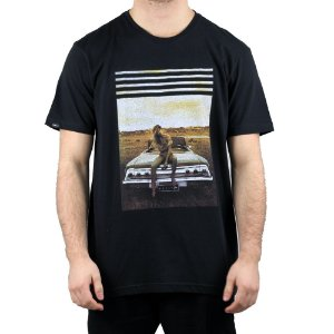 Camiseta Rusty Backest Preto