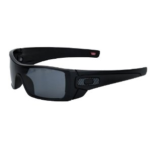 Óculos Oakley Batwolf Matte Black Grey Polarized