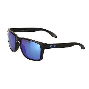 Óculos Oakley Holbrook XL Polished Black Prizm Sapphire Iridium