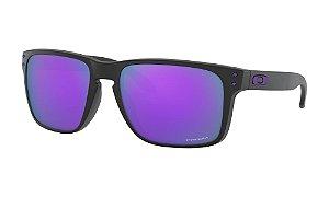 Óculos Oakley Holbrook XL Matte Black Prizm Violet