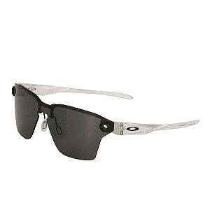 Óculos Oakley Lugplate Satin Black Prizm Grey