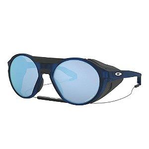 Óculos Oakley Clifden Matte Translucent Blue Prizm Deep Water Polarized