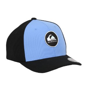Boné Quiksilver Flex Round Color Blue