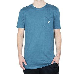 Camiseta Vissla Silk Shapers Room Slate