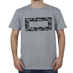 Camiseta Hang Loose Silk Manga Curta Koolau Mescla Médio