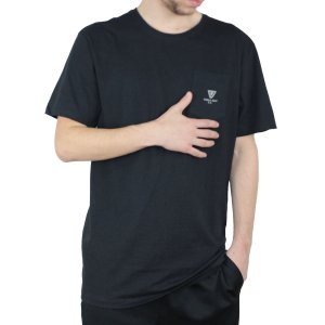Camiseta Vissla Silk Shapers Room Preto