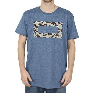 Camiseta Hang Loose Silk Koolau Denim Mescla