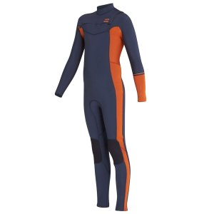 Wetsuit 302 Furnace Revolution Cz Full Billabong Slate