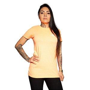 Camiseta Hurley Silk Block Laranja Neon